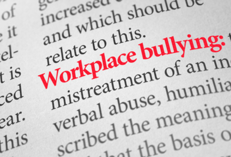 Perception of bullying not supported by credible evidence