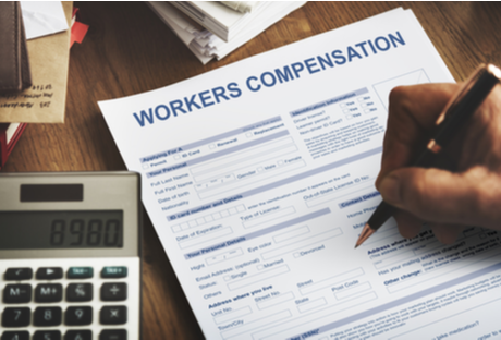 Workers' compensation claims in a virtual versus office environment