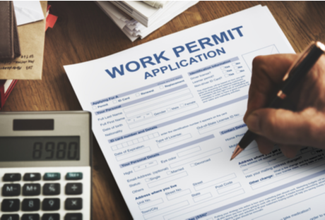 Essential worker permits