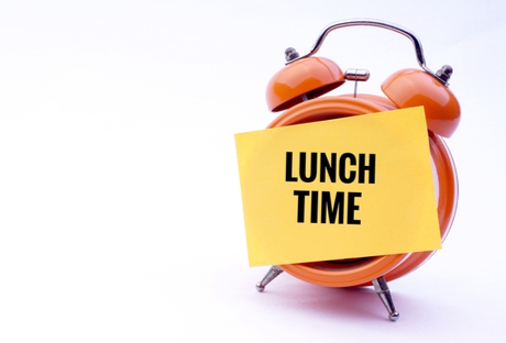 Late lunch break: do penalty rates apply?