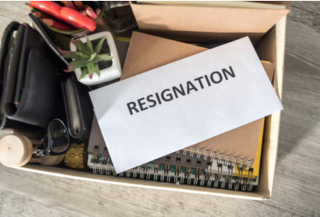 What if you quit during a redundancy notice period?