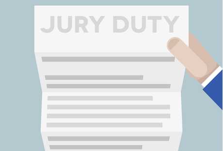 Jury duty – can employee work outside court time?