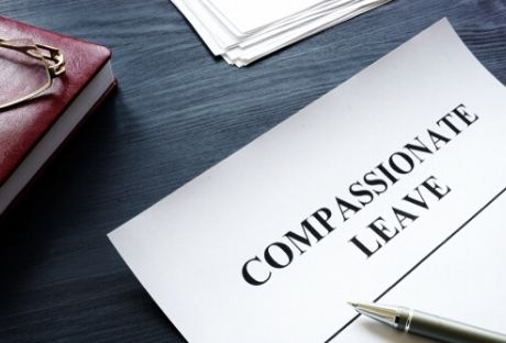 Compassionate leave: can we deduct from personal leave?