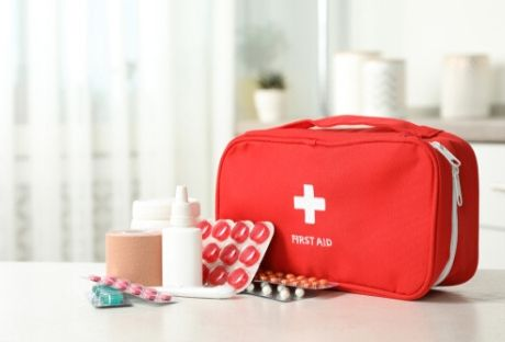 Working from home: do you need a first aid kit?