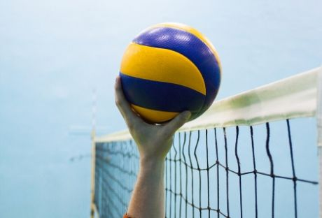 Volleyball injury: CEO encouraged worker to play
