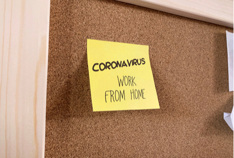 COVID-19: what if healthy employees refuse to go to work?
