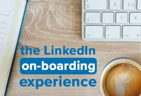 Webinar: Learn how LinkedIn on-board new staff