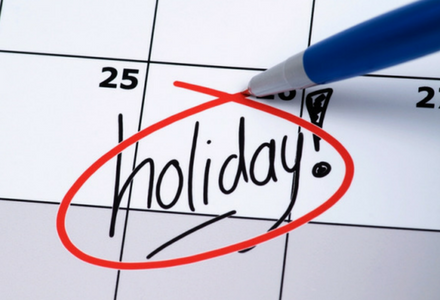 Managing Employees Public Holiday Checklist